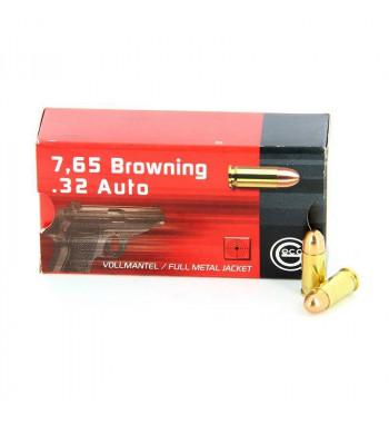 Munitions 7.65 boîte de 50 - 73Gr