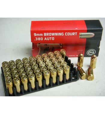 Munitions 9 mm court boîte de 50 - 95Gr