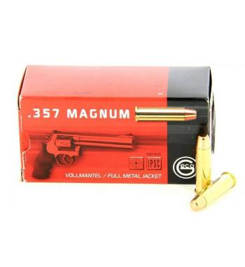Munitions .357 MAGNUM boîte de 50 - 158Gr