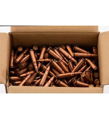 Munitions 7.62 X 39 boîte de 500 - 123 Gr -
