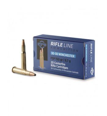 Munitions 30-30 Winchester boîte de 20 - 150Gr FSP