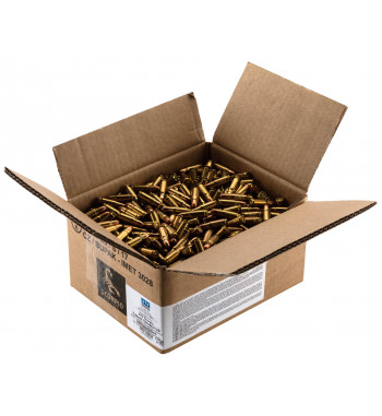 Munitions 7.62 X 25 boîte de 100 - 85 Gr FMJ